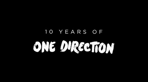 10 años One Direction