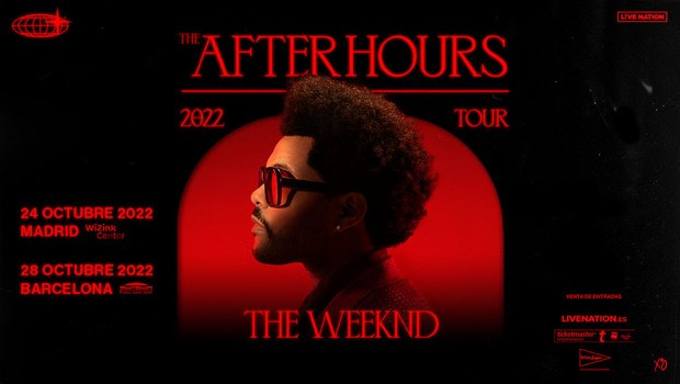 the weeknd tour 2022